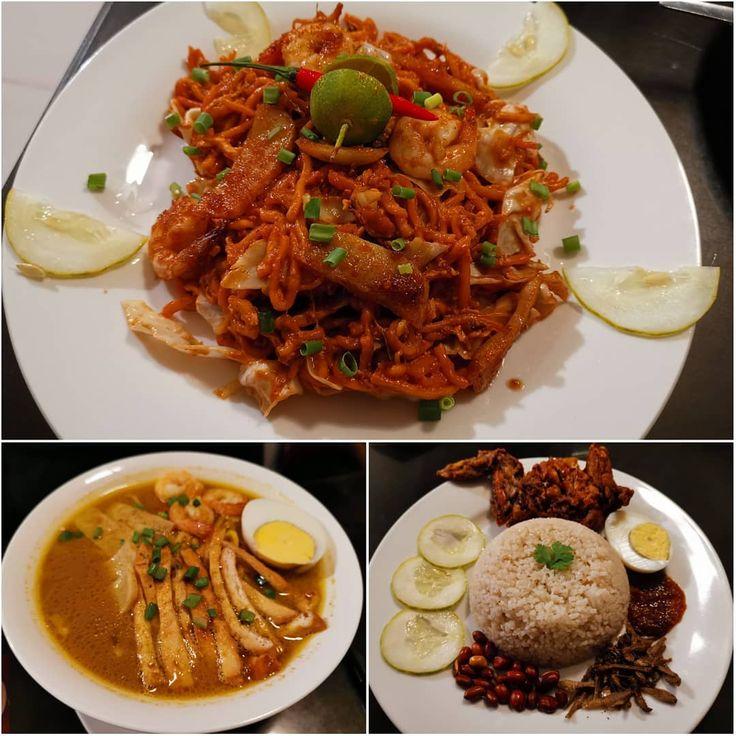Singaporean Cuisine for Dinner! 😊 #instafood #foodporn #foodphotography #food…