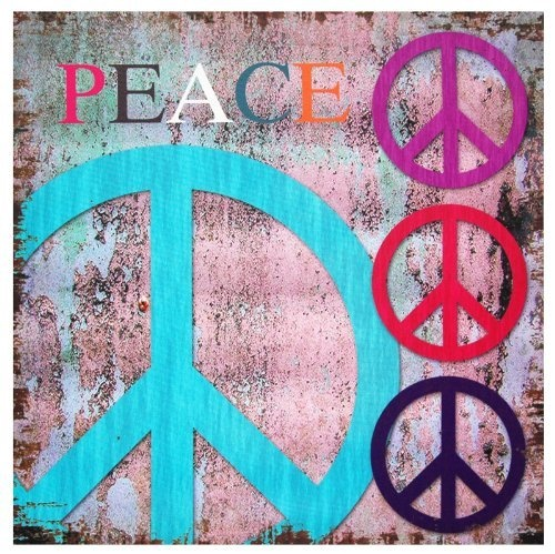 peace signs: Peace Canvas, Canvas Walls, Peace Signs, Canvas Wall Art, Oriental Furniture, Peacesigns, Furniture Peace, Canvases
