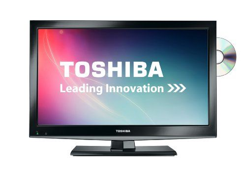 Toshiba 19DL502B 19-inch Widescreen HD Ready LED TV with Freeview and Built-in DVD Player - Black (New for 2012) has been published at http://www.discounted-home-cinema-tv-video.co.uk/toshiba-19dl502b-19-inch-widescreen-hd-ready-led-tv-with-freeview-and-built-in-dvd-player-black-new-for-2012/