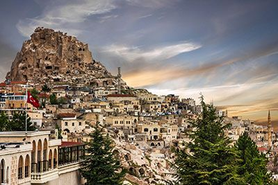 This Turkey tour-trip is especially designed for travellers interested in brief visits to the popular sites of Turkey including Istanbul, the austere and rugged Cappadocia region, the streets of Roman Ephesus, Mevlana Museum of Konya, thermal pools of Pamukkale, and Hierapolis, Calcium Travertines of Pamukkale, Gallipoli Anzac Cove. This is a grand turkey tour with escorted and guided and private transfers. #holidaystoturkey #pamukkale #ephesus #airballoons #turkey #popular #holiday