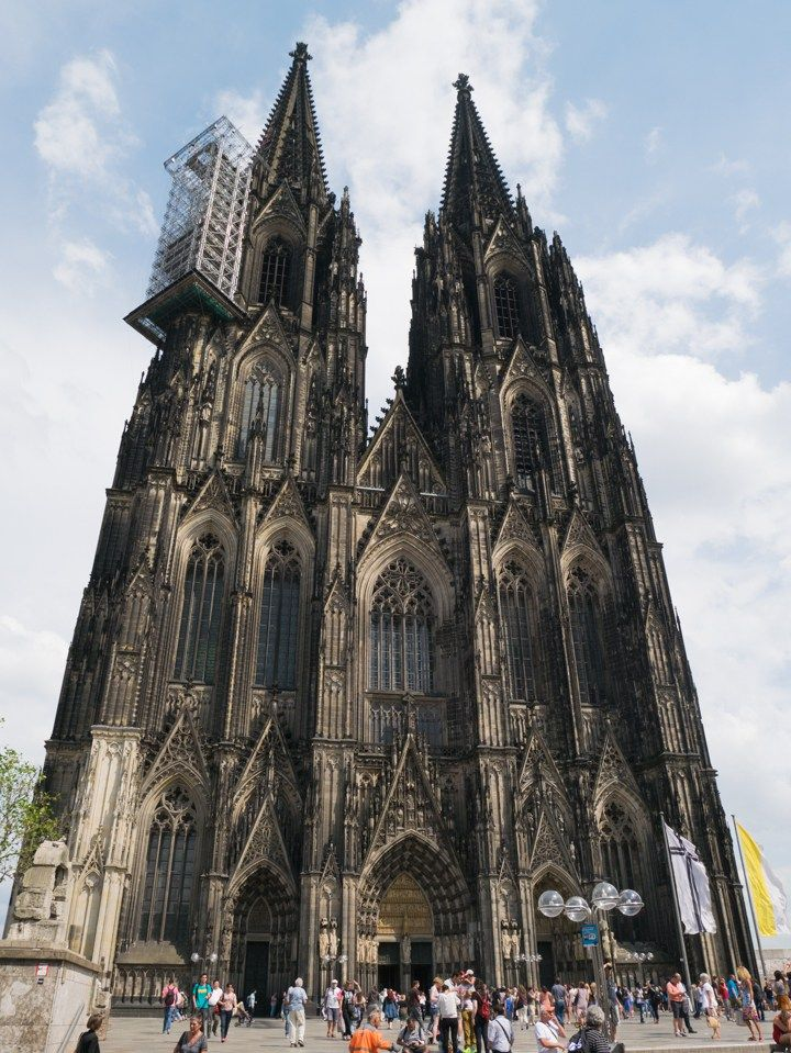 Visit Of The Cologne Cathedral A Gothic Masterpiece Road Trips Around The World Gothic Architecture Gothic Architecture Drawing Cathedral
