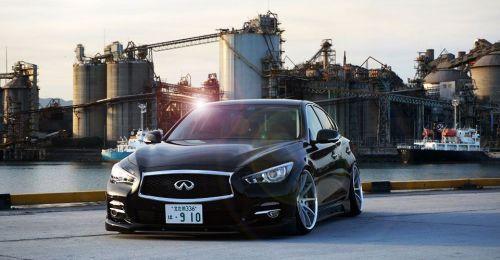 2016 Nissan Skyline /Infiniti Q50