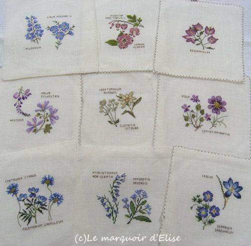 Véronique Enginger   Lovely Cross Stitch   Pinterest ...