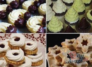 15 nejlepších receptů na vánoční pečení z lineckého těsta