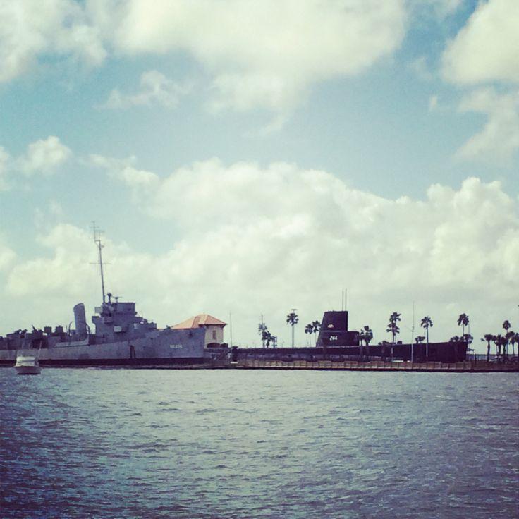 Submarine Tour In Galveston Tx