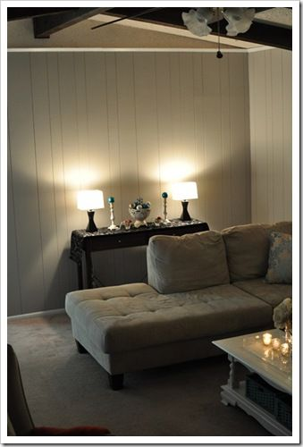 Painted Paneling Living Room: 8 Curated Basement Ideas Ideas By Talikins