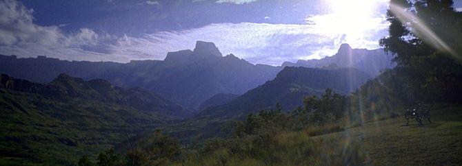 Drakensbergen Amphitheatre