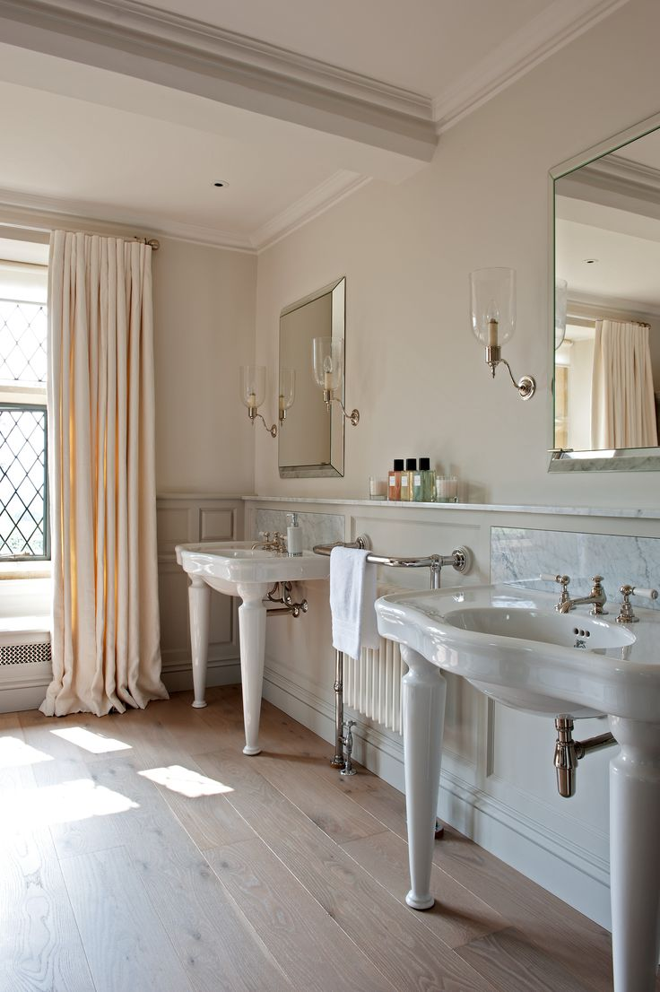 Sims Hilditch Cotswold Manor House Bathroom | Bathroom ...
