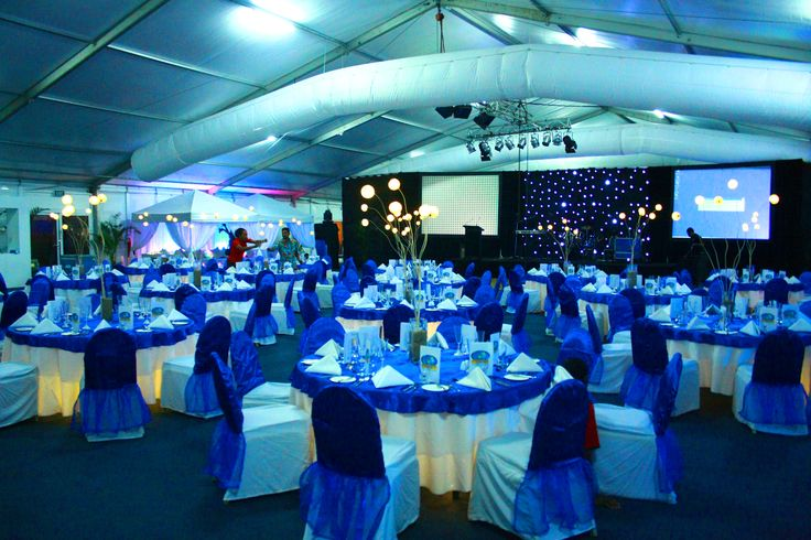 'Out of this World' Gala Dinner theming in Fiji.