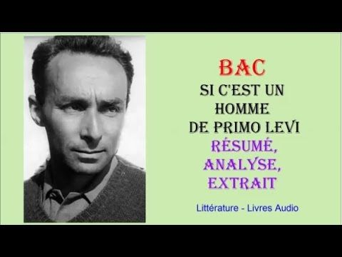 Si c'est un homme Contenu soumis à la licence CC-BY-SA 3.0 (http://creativecommons.org/licenses/by-sa/3.0/deed.fr) Source : Article Si c'est un homme de Wiki...