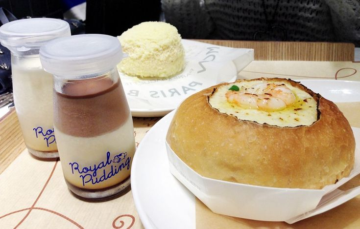 This time round, I am heading to Paris Baguette Cafe in Tampines Mall to have their breakfast and of course, coffee.