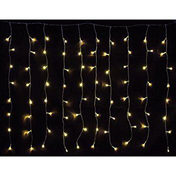 1000 ideas about lichtervorhang on pinterest led licht ikea lichterkette and bettvorhang. Black Bedroom Furniture Sets. Home Design Ideas