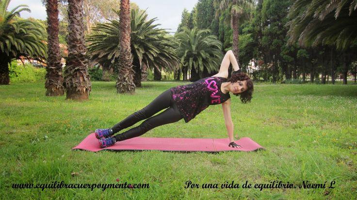 Equilibra cuerpo y mente: Entrenamiento en intervalos de cardio y ejercicios...