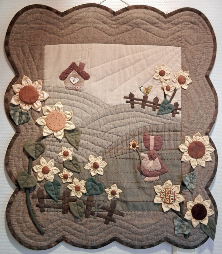 Japanese Patchwork Quilting - I just love it!                                                                                                                                                                                 More
