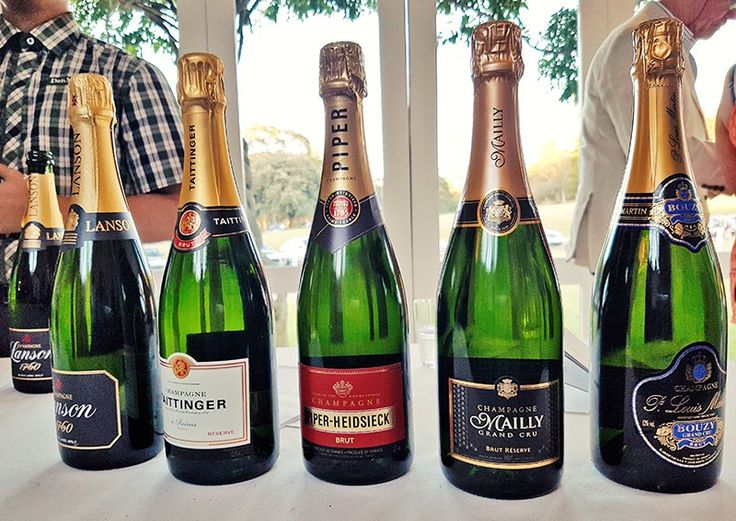 Dan Murphys Champagne and Sparkling Showcase - Champagne 1