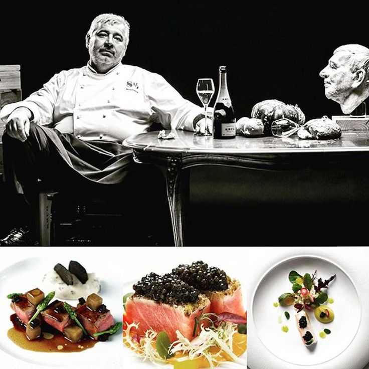 3 star - Chef Umberto Bombana - Restaurant 8 e mezzo - Hong Kong, Italy #italianfood #italianchef #italianrestaurant www.100ITA.com