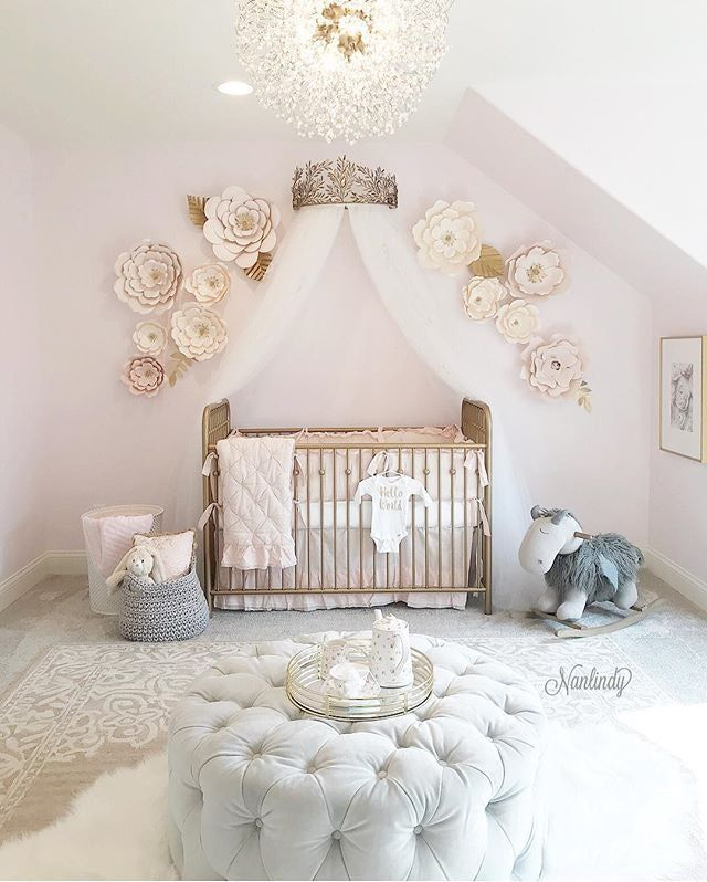 25 Flower Nursery Ideas To Craft The