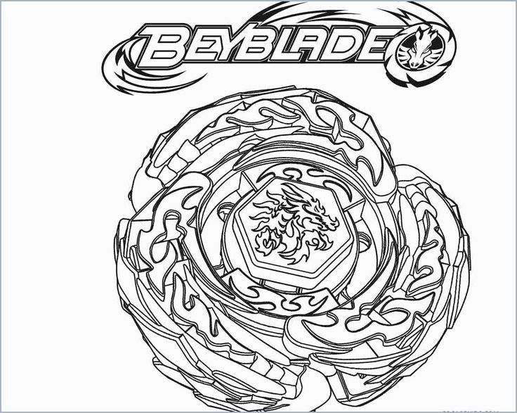 beyblade burst coloring pages free  kostenlose