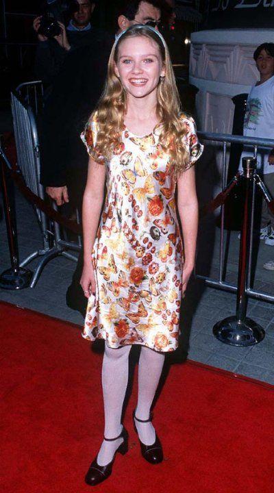 Kirsten Dunst at event of Jumanji (1995)