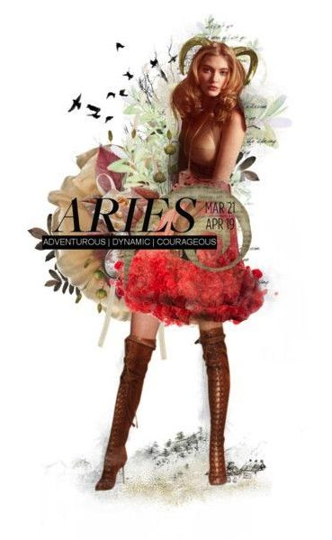 Aries • adventurous, dynamic, courageous
