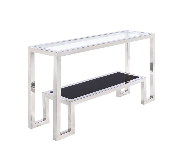 Living Room - Console Table - Sunpan - Storm Console Table