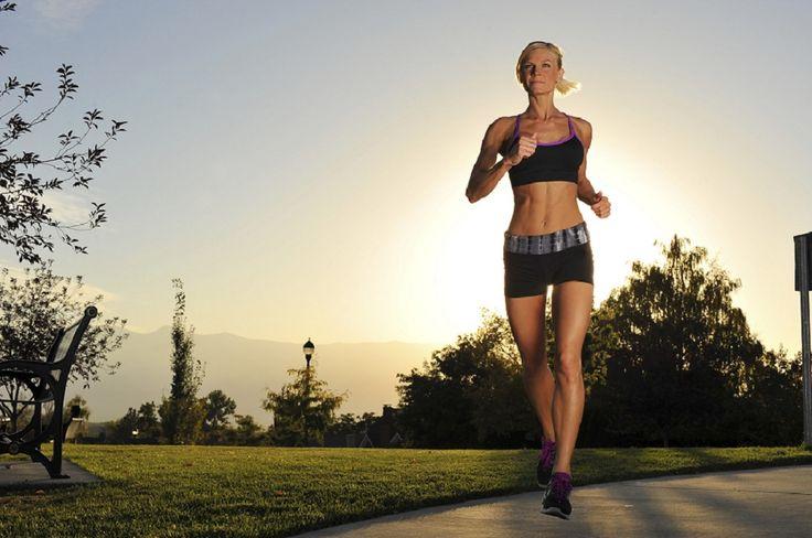 How Running Burns Belly Fat