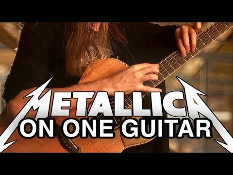 Full Guitar TAB + MP3 Available // Pre-order ERA now + Free Track: http://mikedawes.co.uk/shop Mike Dawes covers 'One' by Metallica on a single guitar. Subsc...