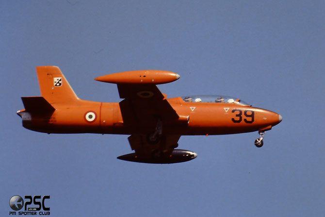 Aeronautica Militare Italiana - Aermacchi MB-326 - 39 @ Aeroporto di Verona © Piti Spotter Club Verona