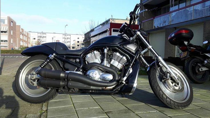 Harley Davidson V-Rod aangeboden in de Facebookgroep 'MOTOREN TE KOOP OP MOTORTREFFER.NL' #harleydavidson #harleydavidsonvrod #motortreffer #motorentekoopmt #motoroccasion #motoroccasions #motorverkoop #motoren #motorverkopen #motorinkoop #motorzoeken #motorenzoeken #motorzoeker #motorexport #motorimport #motorinkopen #motorcross #caferacer #bobber #bratstyle #custommade #chopper #toermotoren