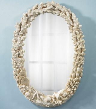 8 Great Mirrors for a Beach House - Beach HouseBeach House Decorating