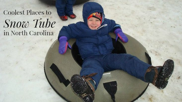 The 9 Coolest Places for Snow Tubing in NC [video]