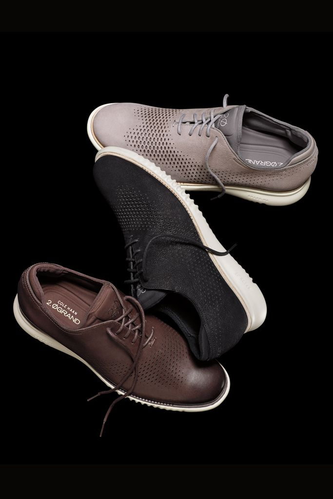 Cole Haan Launches New 2.ZeroGrand