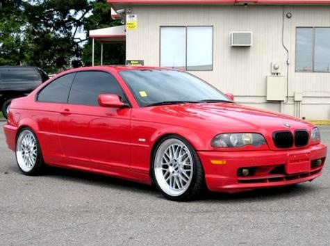 2003 BMW 325 Ci sports coupe — $7995