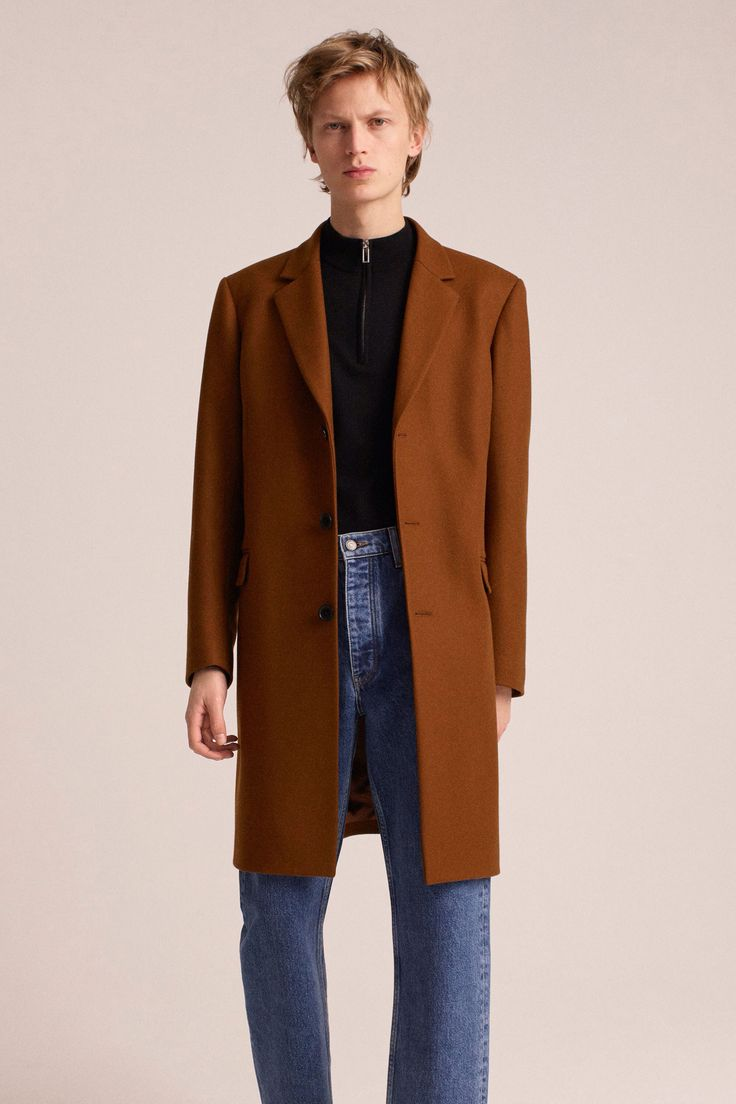 Sandro Fall 2018 Menswear Fashion Show Collection