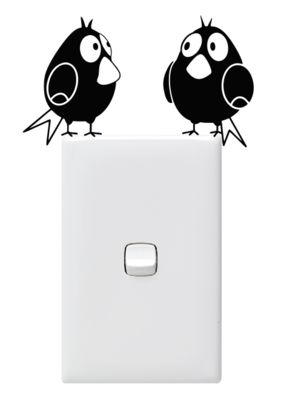 Bird Friends - Switch Sitters  (PowerPoint Not Included)