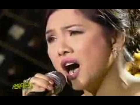 """Sheryn Regis sings """"I am changing"""" by jennifer hudson. Sheryn is considered as the best singer in the world.unlike other singers like Mariah Carey, Whitney Houston and Celine Dion, Sheryn can belt high notes effortlessly. She is the best singer in the Philippines. pls buy her ne album entitled """"STARTING OVER AGAIN"""""""