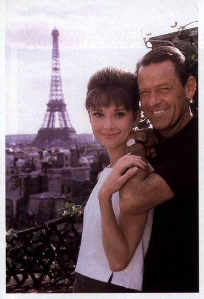 Audrey Hepburn & William Holden