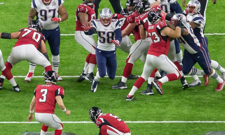 NFL passes rule banning leaping the line to block field goals = Leaping over the offensive line to block field goals is now a thing of the past. Citing player safety concerns, the NFL has approved a rule making the tactic illegal. The move gained a fair amount of popularity in 2016, with multiple teams pulling it off. Here's a quick video of the Patriots blocking Ravens' kicker Justin Tucker…..