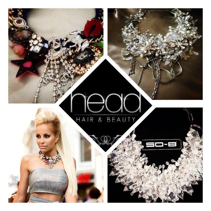 Head klare for show visning i samarbeid med smykke designer Børre Olsen og SO-B smykker!