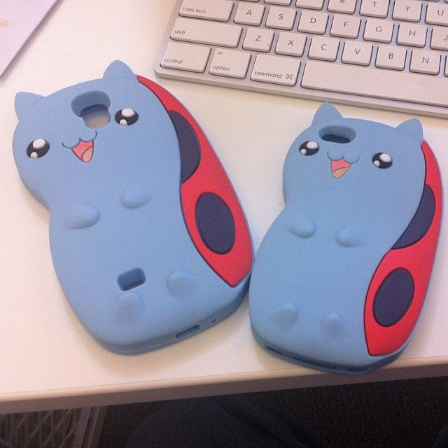 Catbug Phone Cases Coming Soon From Our Good Friends A Crowded Coop