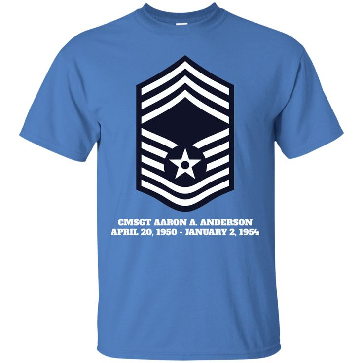Air Force Chief Master Sergeant Rank 1-01