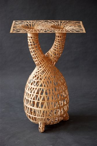 Contemporary Basketry: Theoretical Physics/Chris Dunseath