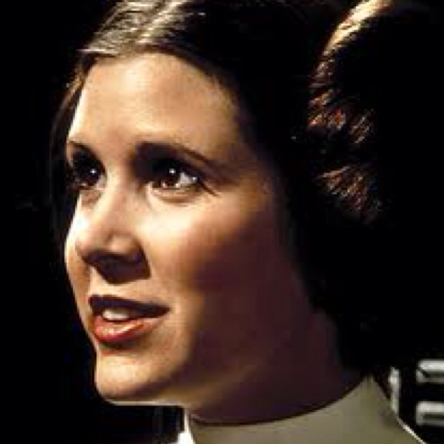 Star Wars: Twin Sisters, Carrie Fisher, Buns Hairstyles, Movie Character, Stars War, Photo Galleries, Princess Leia, Starwars, Read Princesses