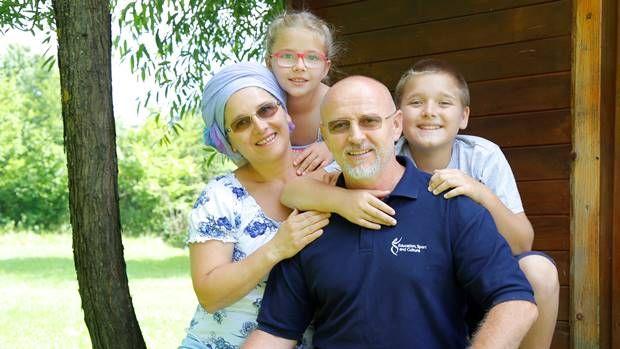Noutăți de pe câmpul de slujire - familia Pașcalău