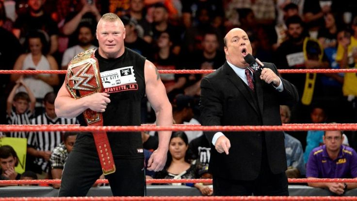 Paul Heyman Reacts To WWE Editing One Of His Promos