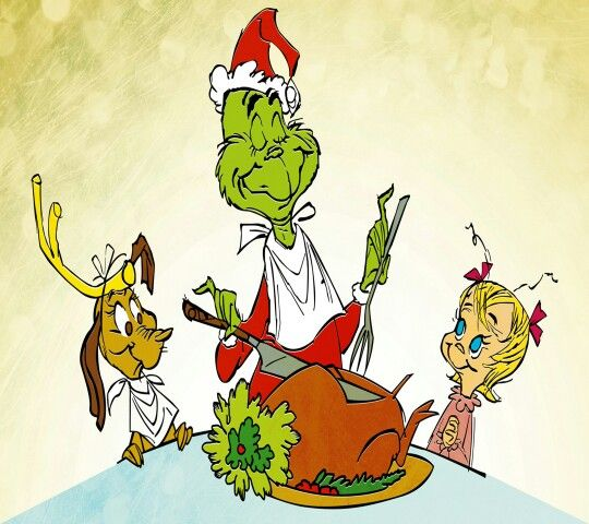 The Grinch Stole Christmas | Grinch christmas party ...
