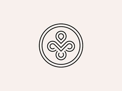 Yoga brand mark by José