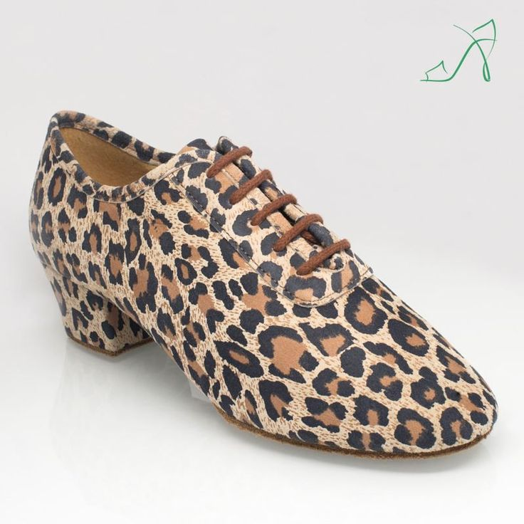 Ray Rose 415 SOLSTICE Leopard Leather