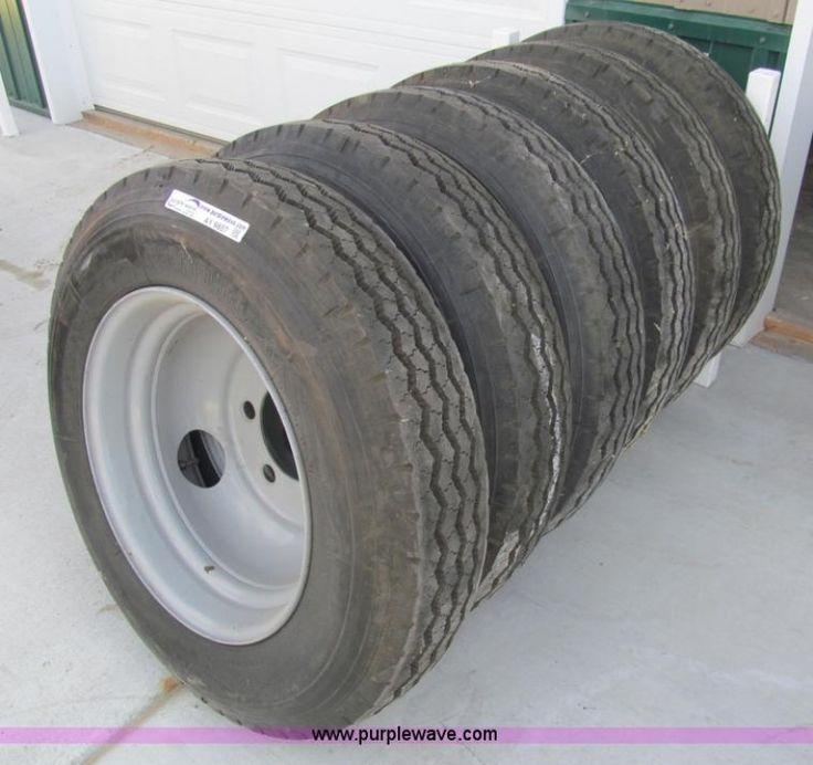 8R19.5 Rv Tires