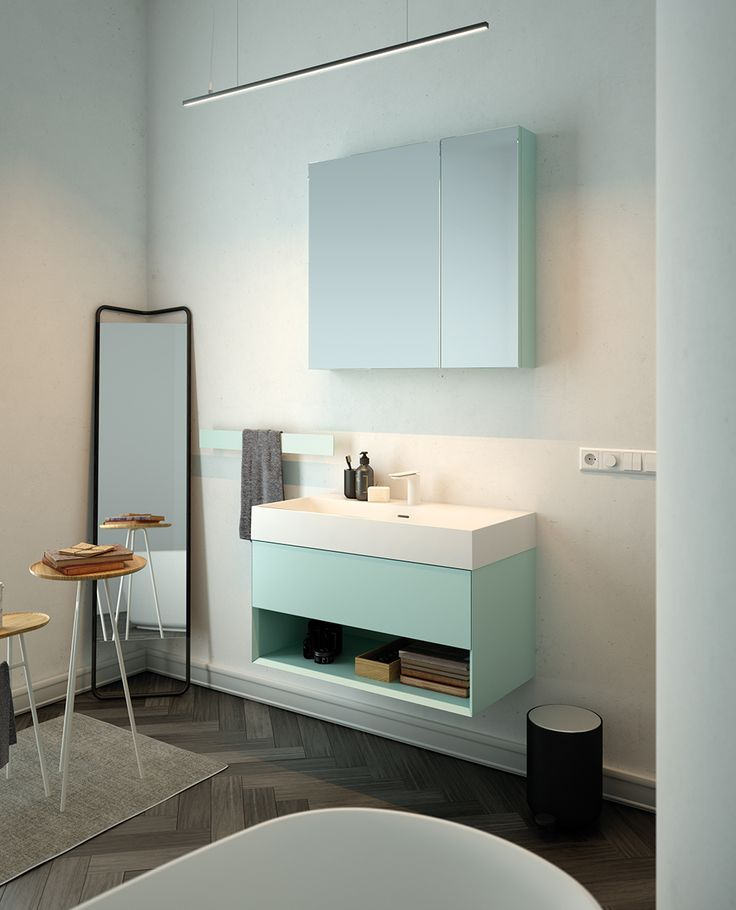 Strato collection with Labo #washbasin. The easiest shape, the most suitable disposition. #ideas #design #interiordesign #homedecor #funiture